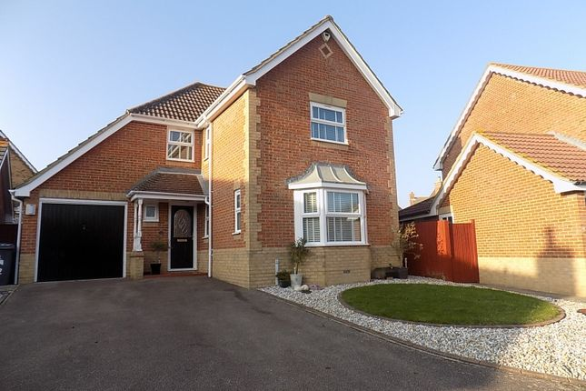 Thumbnail Detached house for sale in Boniface Close, Stone Cross, Pevensey