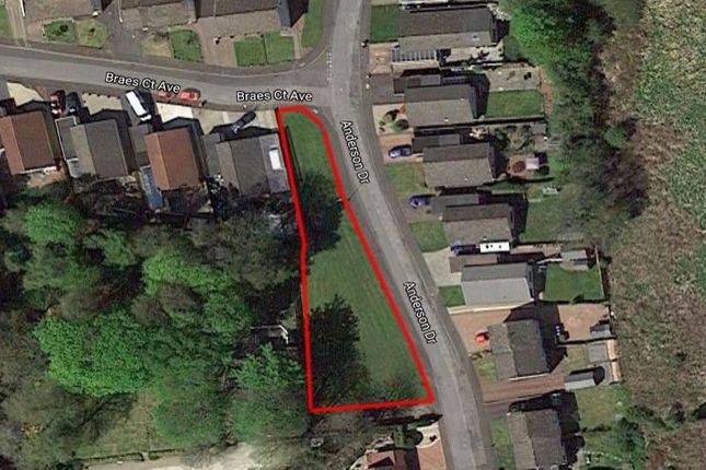 Thumbnail Land for sale in 0.25 Acre Site Anderson Drive, Darvel KA170De