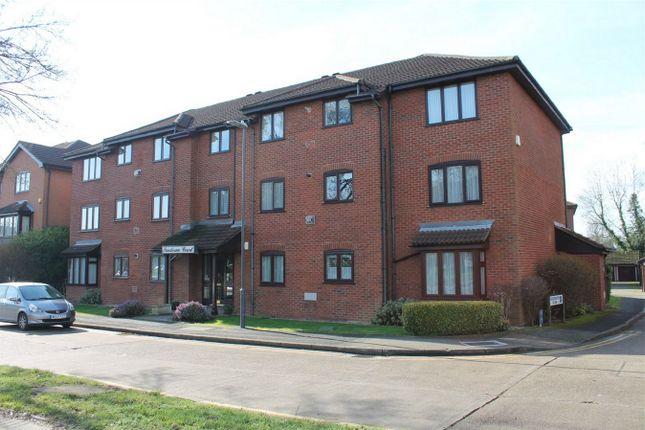 Thumbnail Flat for sale in Sandown Court, 24 Marsh Lane, Stanmore, Middlesex