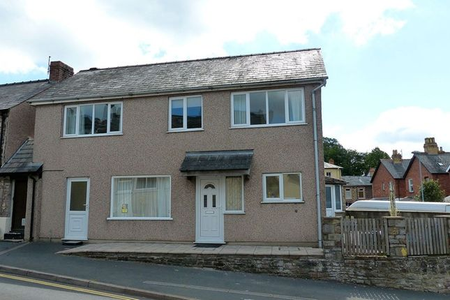 3 bed end terrace house for sale in Maendu Street, Brecon