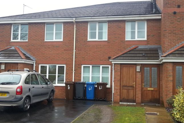 Thumbnail Terraced house for sale in Stirrup Field, Golborne, Warrington