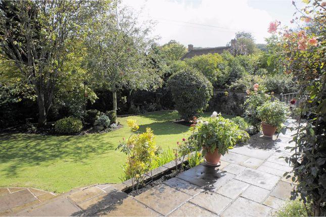 Front Garden of Dinder, Wells BA5