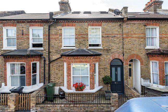Thumbnail Terraced house for sale in Rommany Road, London