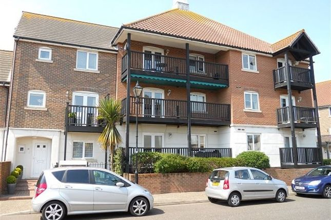Thumbnail Flat to rent in Windward Quay, Eastbourne