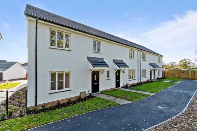 Terraced house for sale in Hawthorn Place, Uffculme