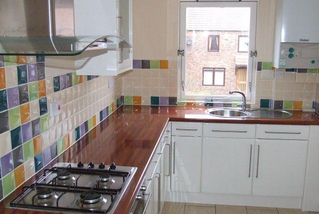 Thumbnail Flat to rent in Southwick Close, Paston, Peterborough