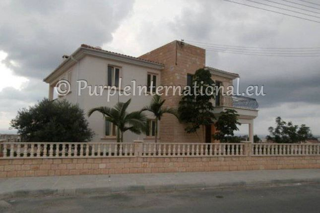 Thumbnail Villa for sale in Petridia, Emba, Cyprus