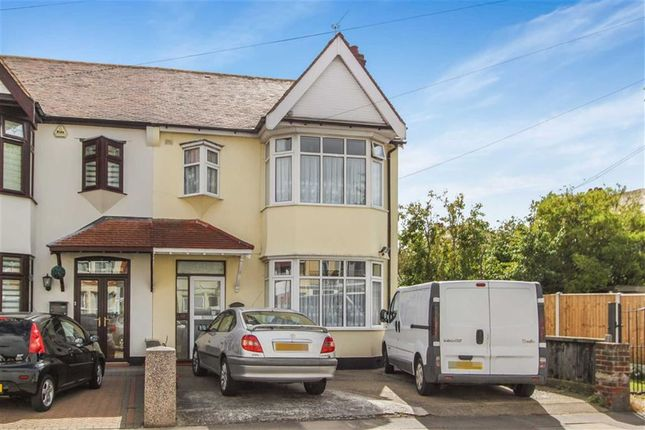Thumbnail Semi-detached house to rent in Kensington Road, Southend On Sea, Essex