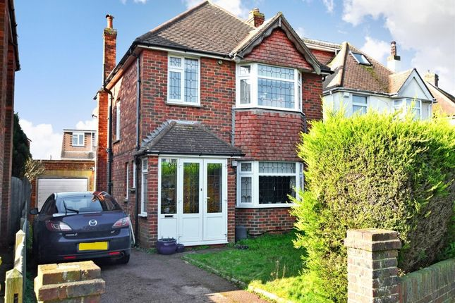 Thumbnail Detached house to rent in Mill Lane, Portslade, Brighton