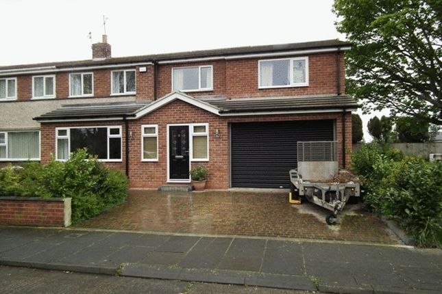 Thumbnail Semi-detached house to rent in Heathfield, Morpeth