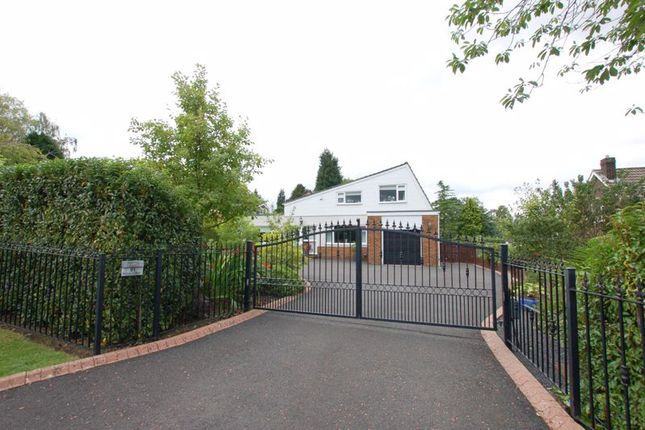 Thumbnail Detached house for sale in Errington Road, Ponteland, Newcastle Upon Tyne