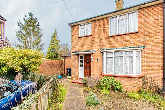 Thumbnail Semi-detached house for sale in Green Tiles Lane, Denham, Uxbridge