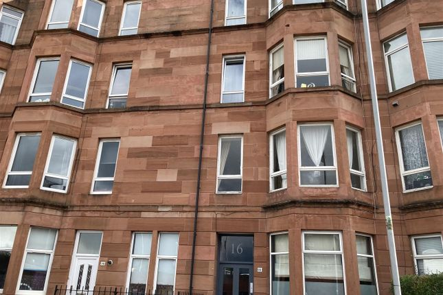Thumbnail Flat for sale in Cairnlea Drive, Govan, Glasgow