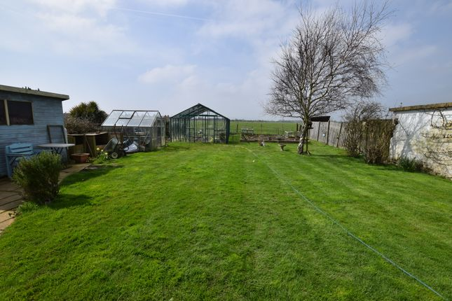 Thumbnail Detached bungalow for sale in Maresfield Drive, Pevensey Bay