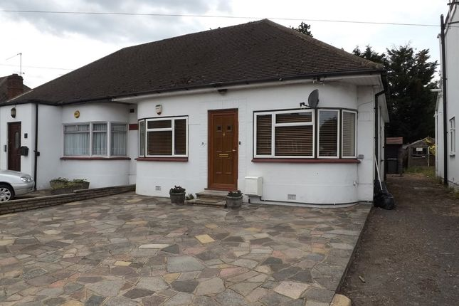 Thumbnail Semi-detached bungalow to rent in Kenilworth Road, Edgware