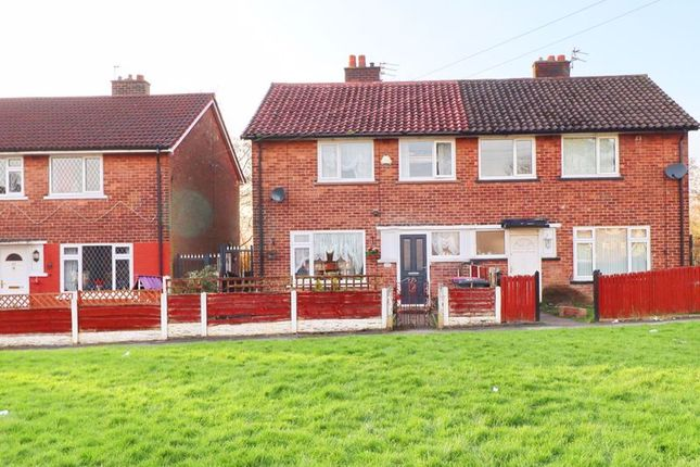 Thumbnail Semi-detached house for sale in Kenyon Way, Little Hulton, Manchester