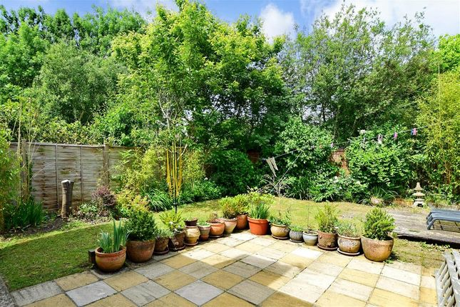 Thumbnail Link-detached house for sale in Harlech Close, Worthing, West Sussex