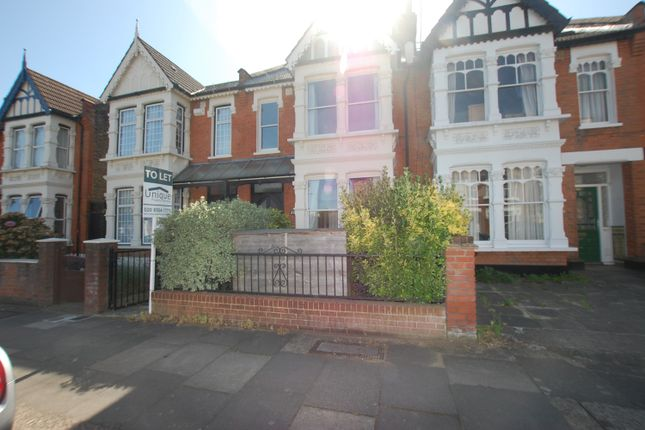 Thumbnail Terraced house to rent in Dover Road, London