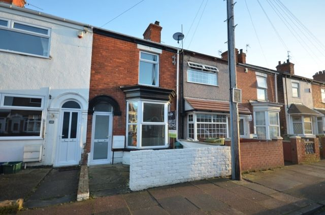 3 bedroom terraced house to rent in Ward Street, Cleethorpes