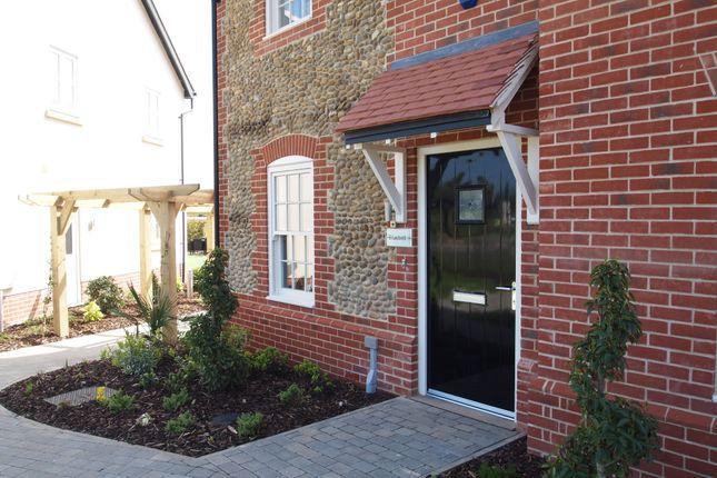 Thumbnail Semi-detached house for sale in Plot 63, Heath Farm, Holt