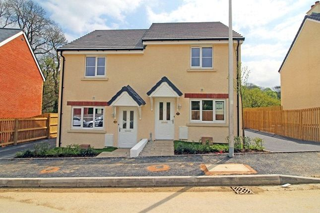 Thumbnail Terraced house to rent in Old Market Place, Holsworthy