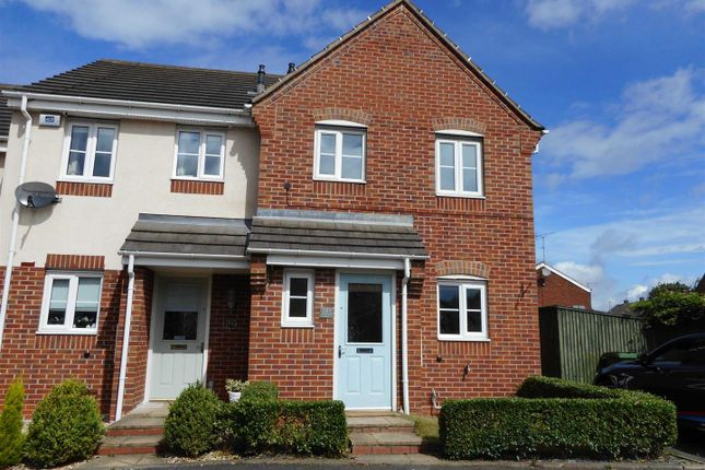 3 bed end terrace house to rent in Windrush Close, Pelsall, Walsall WS3