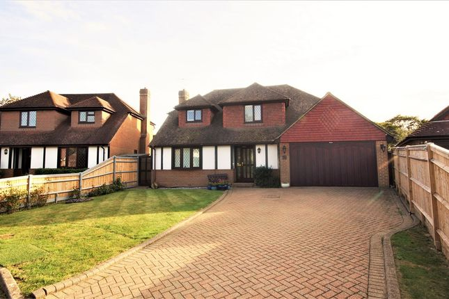 Thumbnail Detached house for sale in Chelgates, Cooden, Bexhill-On-Sea
