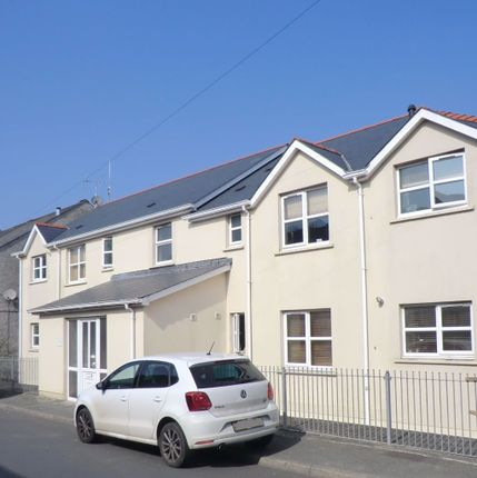 Thumbnail Flat to rent in Prospect Place, Pembroke Dock, Pembrokeshire