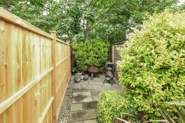 Garden of Blandford Road, Beckenham BR3