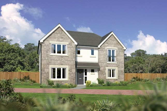 Thumbnail Detached house for sale in 11 Snowdrop Path, East Calder, East Calder
