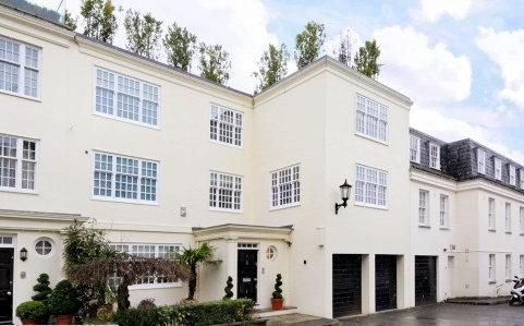 Picture No.01 of Elm Tree Close, St John's Wood, London NW8