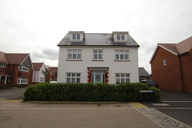 Thumbnail Detached house to rent in Cow Barton, Bristol