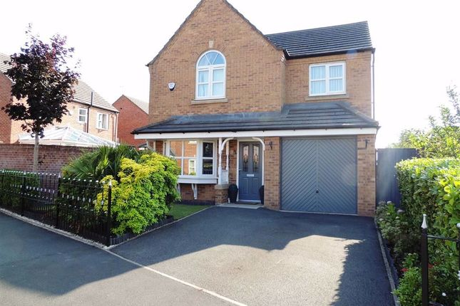 Thumbnail Detached house for sale in Baroness Road, Audenshaw, Manchester
