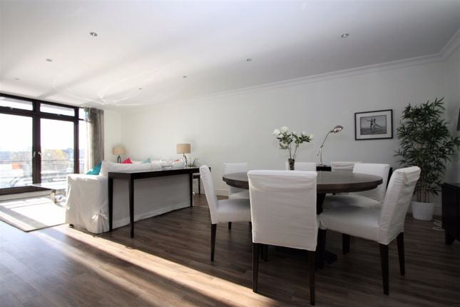 Thumbnail Flat to rent in Harlequin Court, City Quay, London