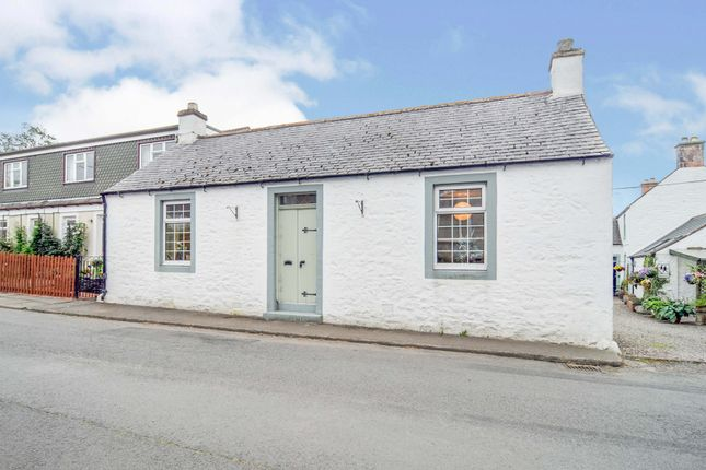 Thumbnail Bungalow for sale in High Road, Hightae, Lockerbie, Dumfries And Galloway