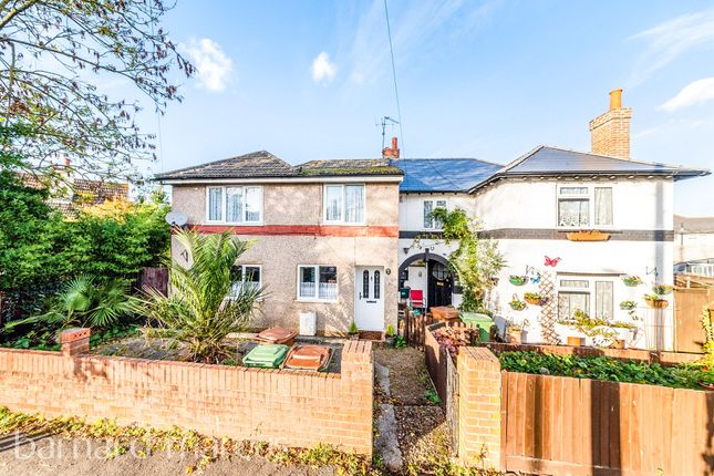 Thumbnail Semi-detached house for sale in Eastway, Wallington