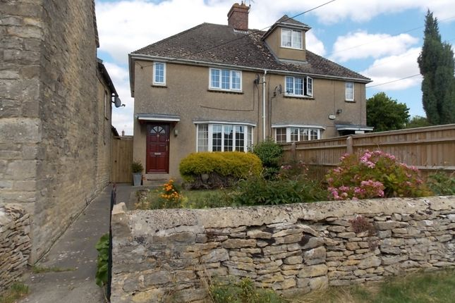 Thumbnail Semi-detached house to rent in Stanton Harcourt Road, Witney