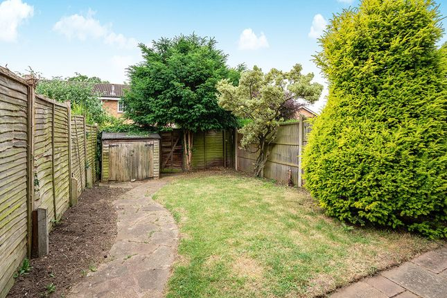 Thumbnail Terraced house for sale in Chalcot Close, Sutton