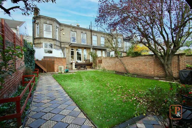 Thumbnail Semi-detached house for sale in Fonnereau Road, Ipswich