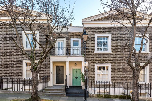 Thumbnail Terraced house for sale in Wharton Street, Clerkenwell, London