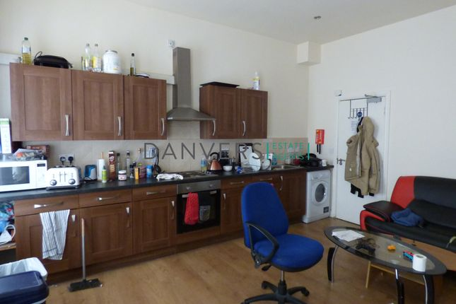 Thumbnail Shared accommodation to rent in Newport Place, Leicester