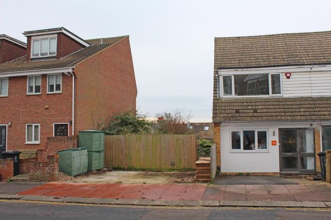 Thumbnail Land for sale in Hythe Road, Brighton