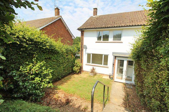 Thumbnail Semi-detached house to rent in Coronation Gardens, Battle