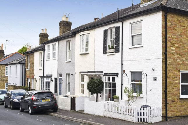 Thumbnail Terraced house for sale in Albert Road, Richmond