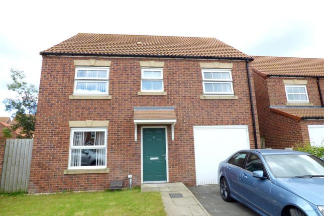 Thumbnail Detached house for sale in Goldfinch Road, Easington Lane, Houghton Le Spring