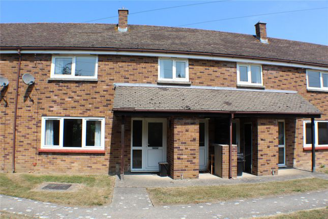 Thumbnail Terraced house to rent in Rook Close, St. Athan, Barry