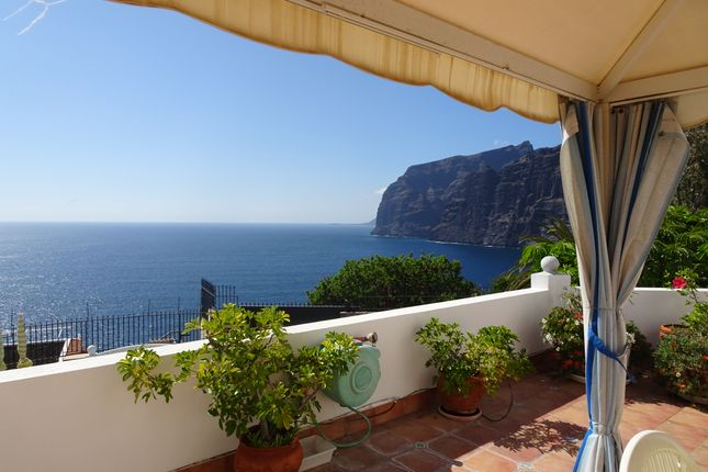 Properties For Sale In Los Gigantes Tenerife Canary