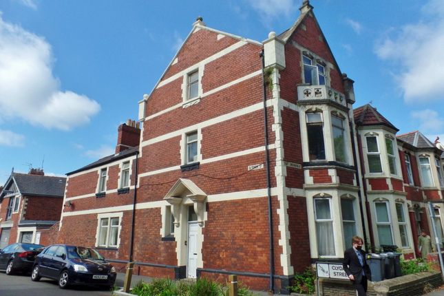 Thumbnail Flat to rent in Taff Embankment, Cardiff