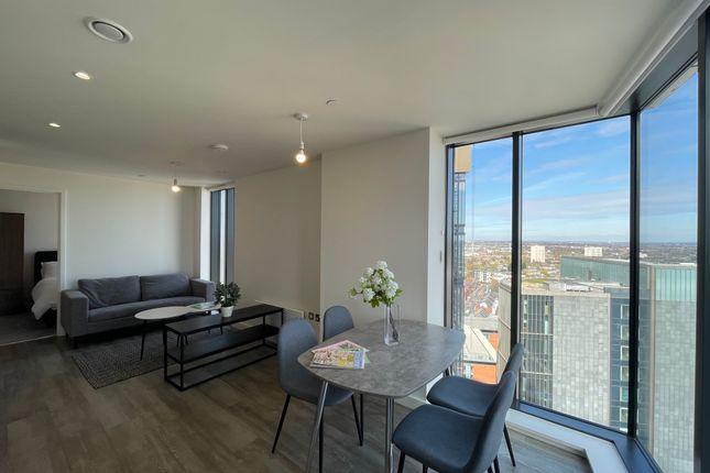 Thumbnail Flat to rent in The Bank, 58 Sheepcote Street