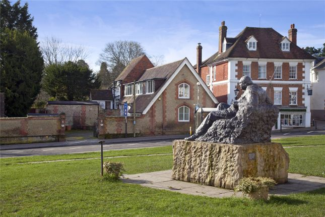 Thumbnail Detached house for sale in Vicarage Hill, Westerham, Kent
